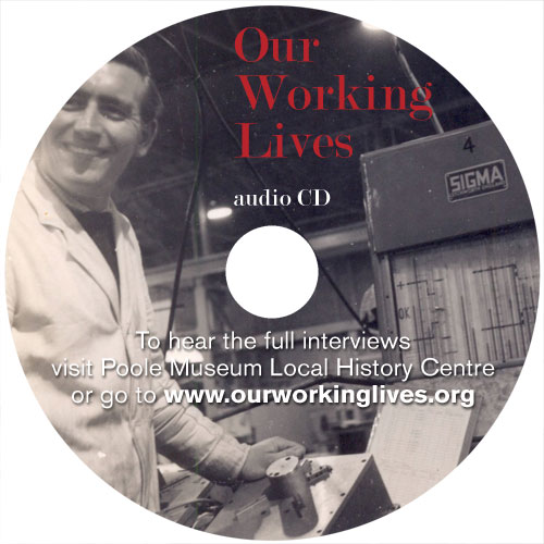 Our Working Lives Audio CD