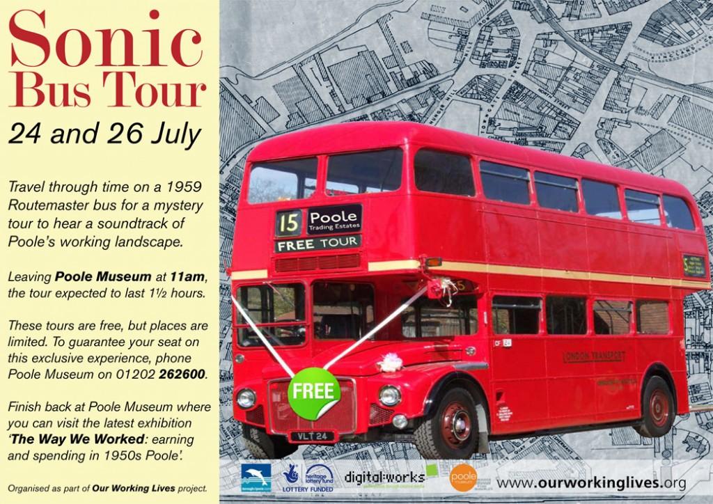 bus Tour Flyer