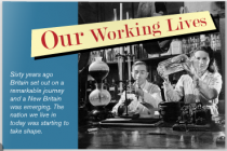 Our Working Lives Book cover