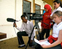 filming crew