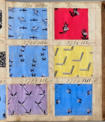 Fabric of Our Town pattern book