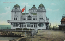 postcard of Weymouth Ritz